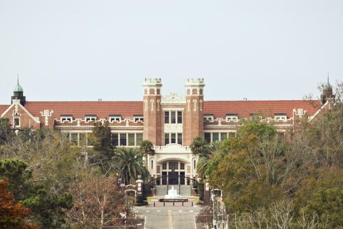 Florida State's MSW Program Soars in Rankings blog header